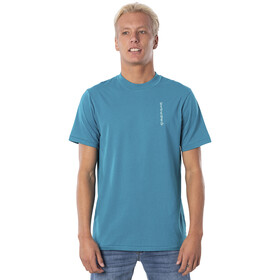 Rip Curl K-Fish Art T-Shirt Herren teal